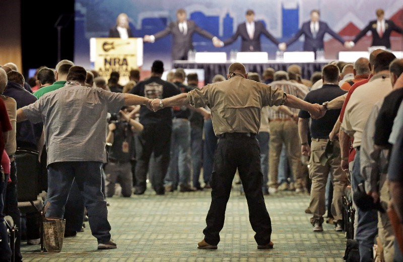 NRA says: Islamic extremists have seized control of U.S