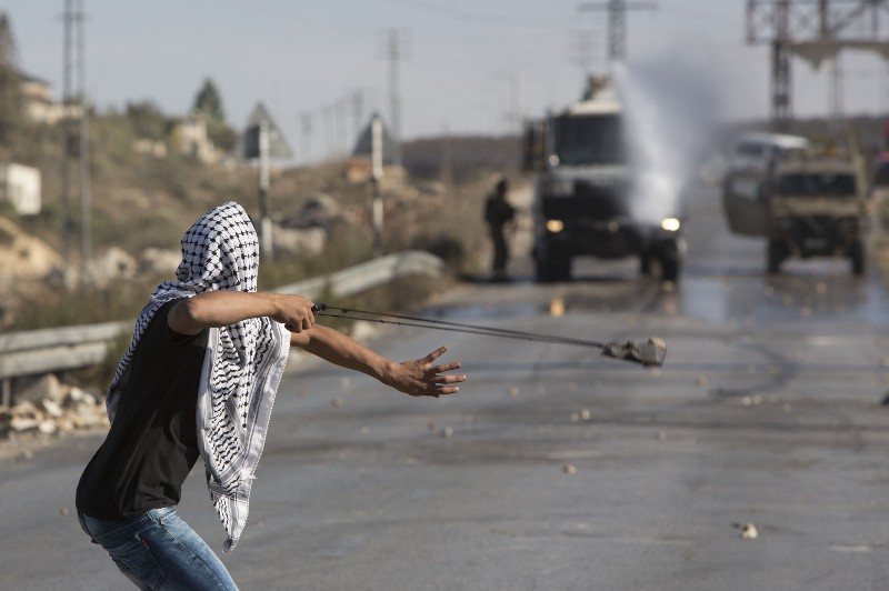 Israeli Police Can Now Use Snipers Against Teenagers Throwing Stones