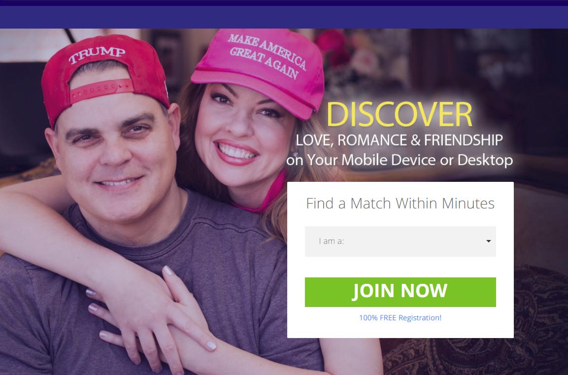 dating site for political progressives