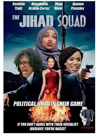 RCCA smear of Democratic congresswomen of color